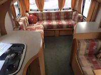2003 Bailey Moselle 4 berth end washroom