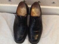 Black Grenson Shoes
