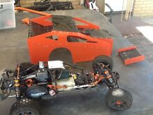 1/4 scale speedway dirt mod body and car Forrestfield Kalamunda Area Preview