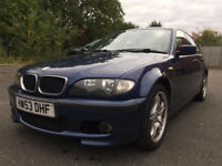 QUICK SALE BMW 3 SERIES M SPORT 318i 2.0 SPARES OR REPAIRS STILL DRIVING