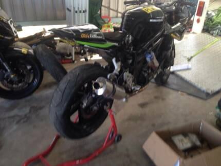 WRECKING COMPLETE BIKE Dalby Dalby Area Preview