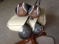 Ping Driver and matching 3 Wood