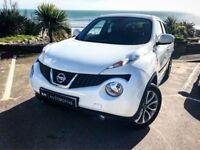 2013 Nissan Juke Tekna 1.6 CVT, MOT 02/2019, 3mo warranty, HPI clear, top spec, 2 owners from new