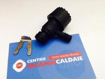 RUBINETTO DI SCARICO RICAMBIO CALDAIE ORIGINALE HSD CODICE: CRCS1024700