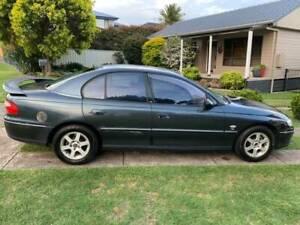 Holden Commodore Equipe 2001