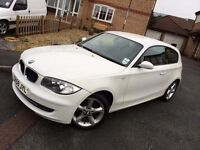 BMW 116i White 2009 Excellent Condition Owned from New