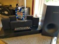DVD & sub woofer surround speakers for sale
