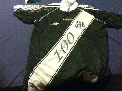 Ponte Preta (brazil) Football Shirt Centenary image