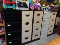Large Filing Cabinets