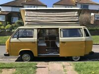 7a3e99d594 Vw campervan in Brighton