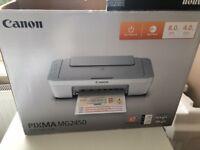 Canon pixma grey printer/scanner