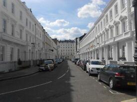 Central London, SW1 to Cambridge exchange
