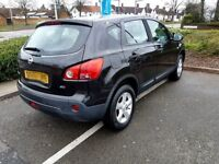 Nissan Qashqai 1.5 dci 1 previous owner full service history