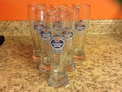 Schneider Weisse .3L German Flaschengarung Beer Glass Muchen German 1