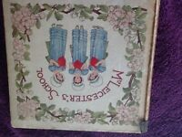 Secondhand Book ' Mrs Leicester's School' by Charles and Mary Lamb, illustrated by Winifred Green