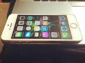Unlocked iPhone 5s gold