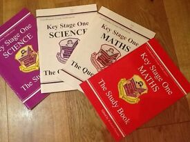 X15 EXERCISE BOOKS, KEY STAGE 1 AND 2, PERFECT FOR PRIMARY RANGE, ALL NEW