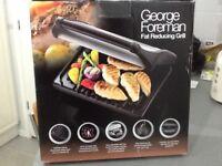 George Foreman grill good condition still in original box