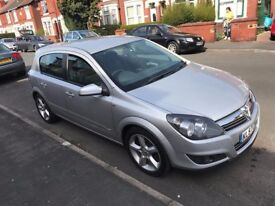 VAUXHALL ASTRA, good conditions and very clean inside, MOT - March 2018