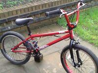 Voodoo legba bmx stunt bike