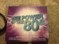 The power of the 80s 3cd
