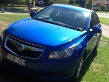 2010 Holden Cruze Sedan Lilydale Yarra Ranges Preview