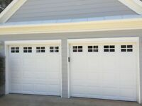 Garage Door Services/Installation FREE QUOTE