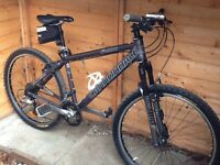 Cannondale f400 mountain bike
