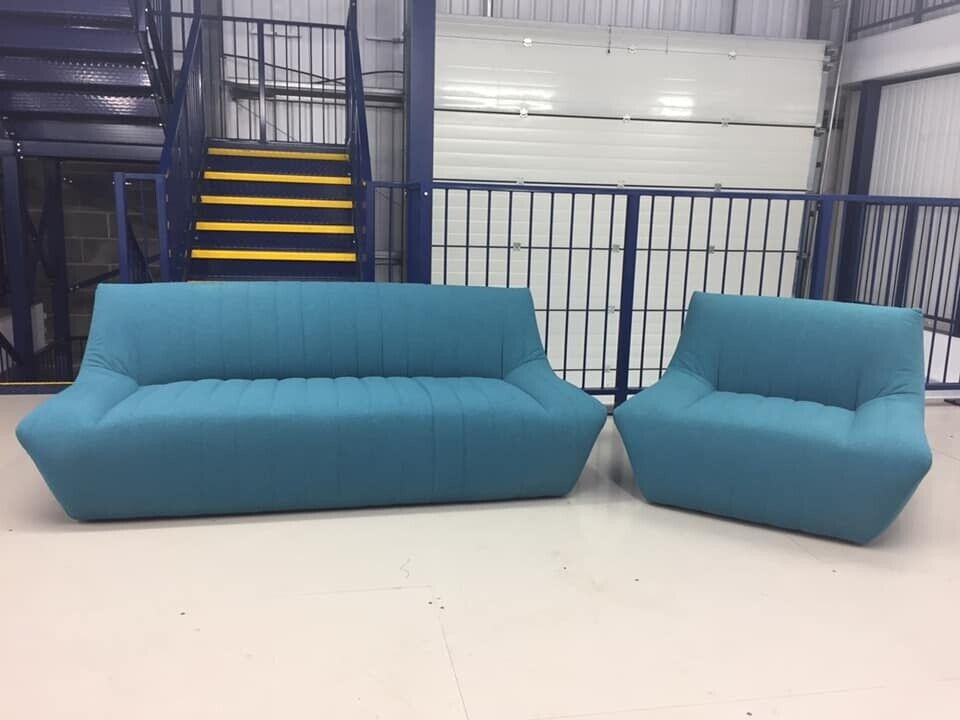 New Ex Display Made Ivan Sofa And Chair Delivery Available In Darlington County Durham Gumtree