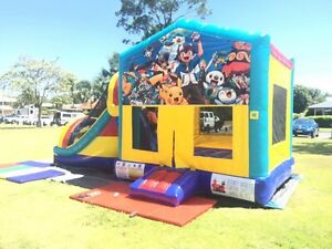 Pokemon combo Jumping Castle $230 Full Day Hire Brisbane South East Preview