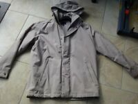 Brand new mens rockport coat