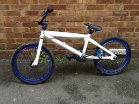 BMX Mad Frank Bike