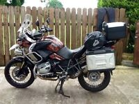 BMW R1200GS Triple Black Special Edition - September 2011 - Immaculate - Mot'd