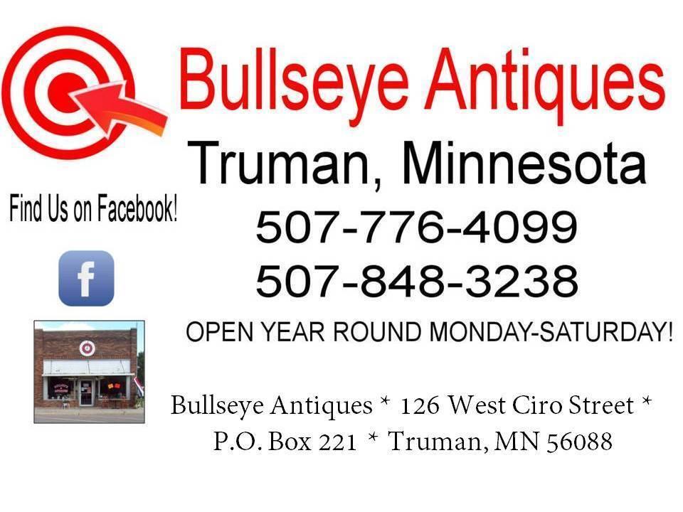 Bullseye Antiques