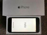 iPhone 6 64GB with accessories in box
