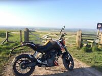 Ktm duke 125 2013, SWAP FOR DT125r AND CASH DEPENDING ON CONDITION.