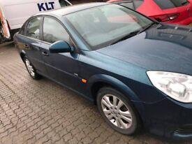 2009 Vauxhall Vectra 1.8 Manual Petrol - 1 year MOT