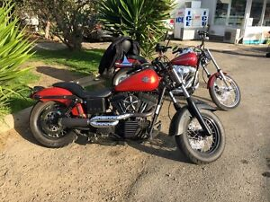 2002 Harley Davidson Dyna Super Glide Sport (FXDX) Custom. Belgrave South Yarra Ranges Preview