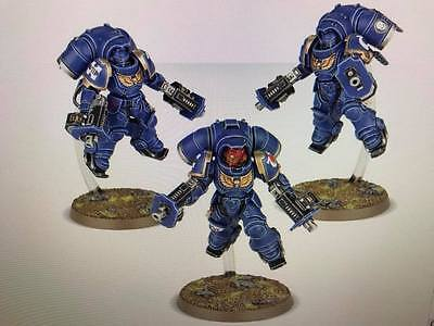 Warhammer 40,000 Space Marines Primaris  Inceptor Squad