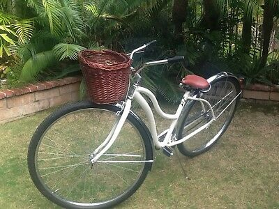 - RARE MONSTER CRUISER BICYCLE WITH ALL THE DELUXE EXTRAS, PERF COND. ORIG. OWNER