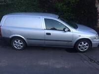 Vauxhall Astra Van 1.7. Mot til December. Good workhorse, Ready to go.
