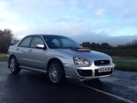 Subaru Impreza 1.6TS AWD. 2004