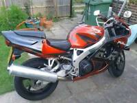 Honda Fireblade rrw