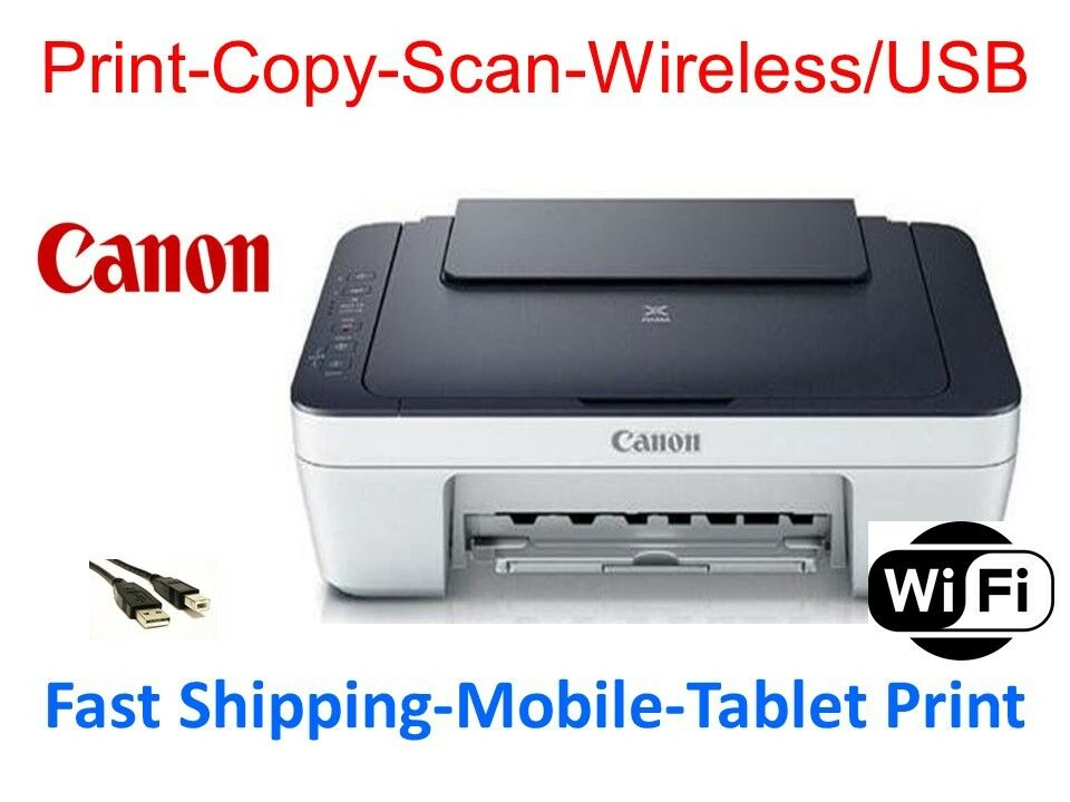 New Canon MG2922/3022  All-in-One Printer-Wireless-IPhone/An