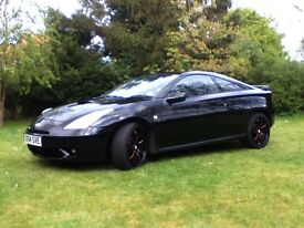 2004 toyota celica 1.8 vvti 140 bhp with premium sports pack, two owners from new.