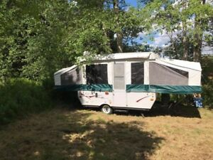2008 Real Lite Tent trailer REDUCED PRICE $3000 OBO