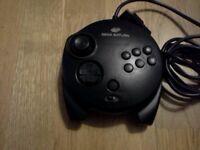 Sega Saturn, 3d controller rare