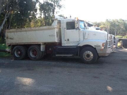 Tipper kenworth truck & dog Caboolture Caboolture Area Preview