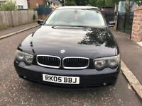 BMW 730D for sale £5000