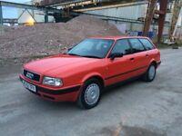 Audi 80 1.9 tdi estate long mot retro classic diesel